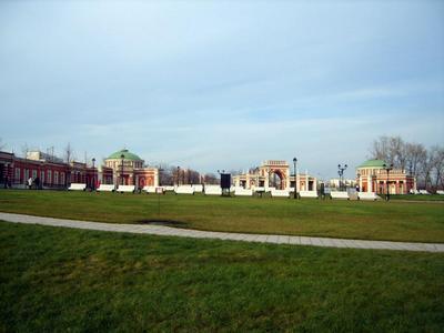 На берегах Нижнего Царицынского пруда создадут парк развлечений