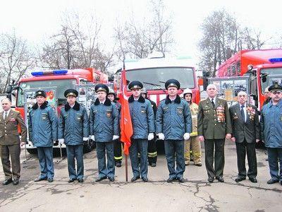 Главное управление МЧС России провело общественно-патриотическую акцию в честь 70-летия Великой Победы