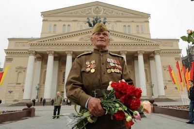 На пресс-конференции рассказали о плане праздничных мероприятий в Москве в честь Дня Победы