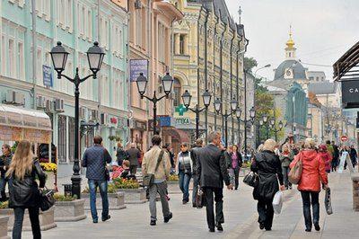 Департамент транспорта Москвы разработает мобильное приложение для московских пешеходов