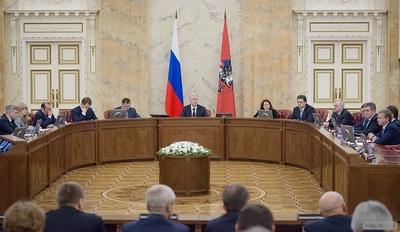 Собянин заявил о полной готовности Москвы к 70-летнему юбилею Победы