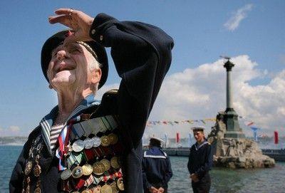 Правительство Москвы выделит единовременную материальную помощь ветеранам ВОВ, проживающим в городе Севастополе