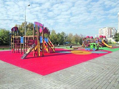 В Братееве на улице Ключевая появится народный парк