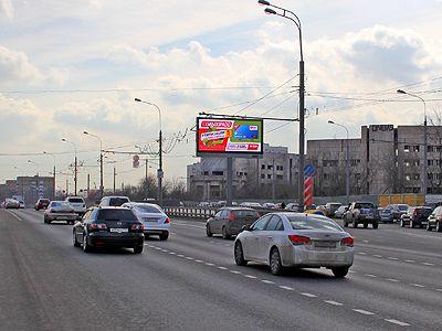 С 16 мая на Каширском шоссе для движения будет перекрыта одна полоса