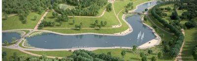 Парк Олимпийской деревни благоустроят с учетом мнения москвичей