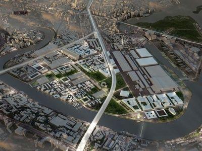 Более четверти недвижимости, построенной в столице за 2015 год, расположено на территориях бывших промзон