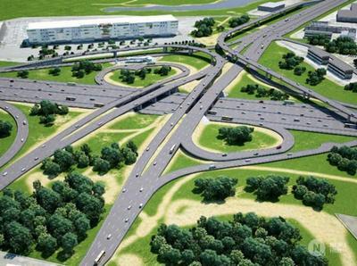 Строительство новых путепроводов в разы сократит перепробег автомобилей между районами столицы
