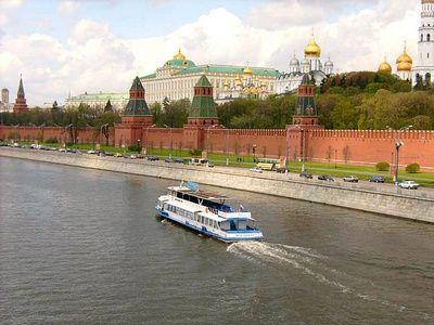 19 июля в столице отметят День Москвы-реки