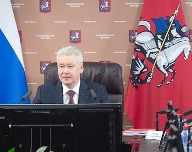 Сергей Собянин: За последние годы количество иностранных и российских туристов выросло почти на треть