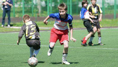 На севере Москвы построят два футбольных поля для юных спортсменов