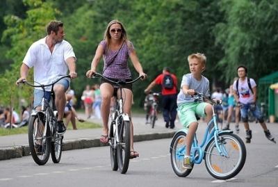 Этим летом в парках города пройдут более 3 тысяч спортивных мероприятий