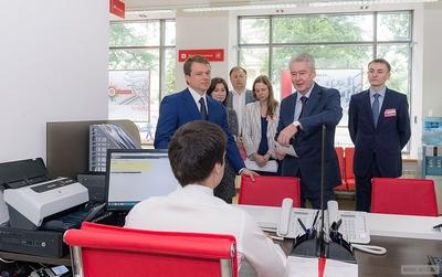 Новый сервисный центр «Московский транспорт» заработал в столице