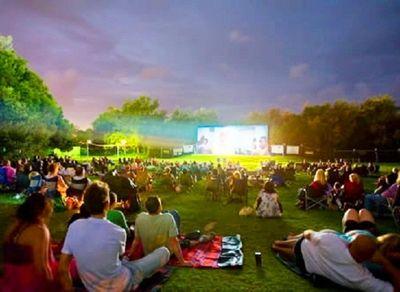 Проект «Кино лета» в Культурном центре ЗИЛ