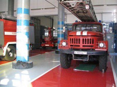 17 новых пожарных депо появятся в Москве к 2017 году