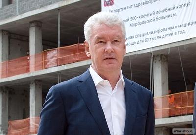 Собянин принял решение об увеличении финансирования больниц и поликлиник в системе ОМС