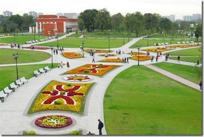 Число парков в электронном путеводителе Москвы увеличилось до 39