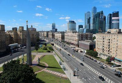 Москва признана самым экологичным городом России