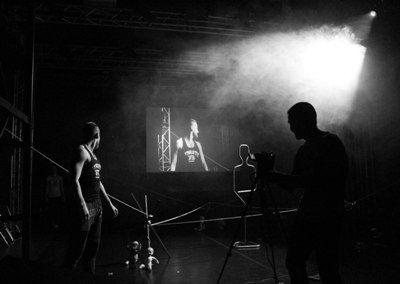 В Культурном центре ЗИЛ вновь покажут танцевально-драматическую притчу «Линия фронта»