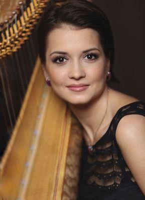 В Московской консерватории состоится концерт звезды арфового искусства Надежды Сергеевой