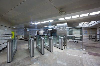 Станция «Котельники» оснащена рядом технологических новинок