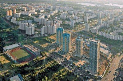 Рейтинг экологически благоприятных районов Москвы помогут составить депутаты Мосгордумы