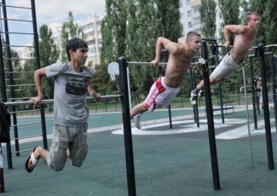 В московских парках появятся спорткомплексы «Фабрика молодежи»