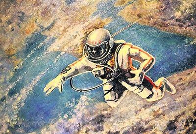 Выставка «Космос.  Грани реальности и вымысла»