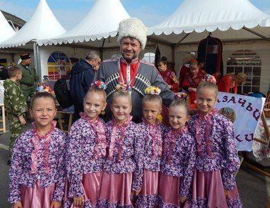 12 сентября в МГОМЗ «Коломенское» приглашают на фестиваль «Казачья станица Москва»