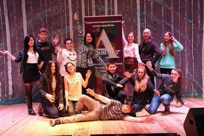 Любительский молодежный театр открылся в ЮАО
