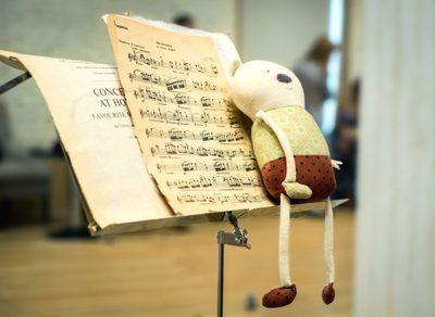 Концерт для малышей «Музыка морей»