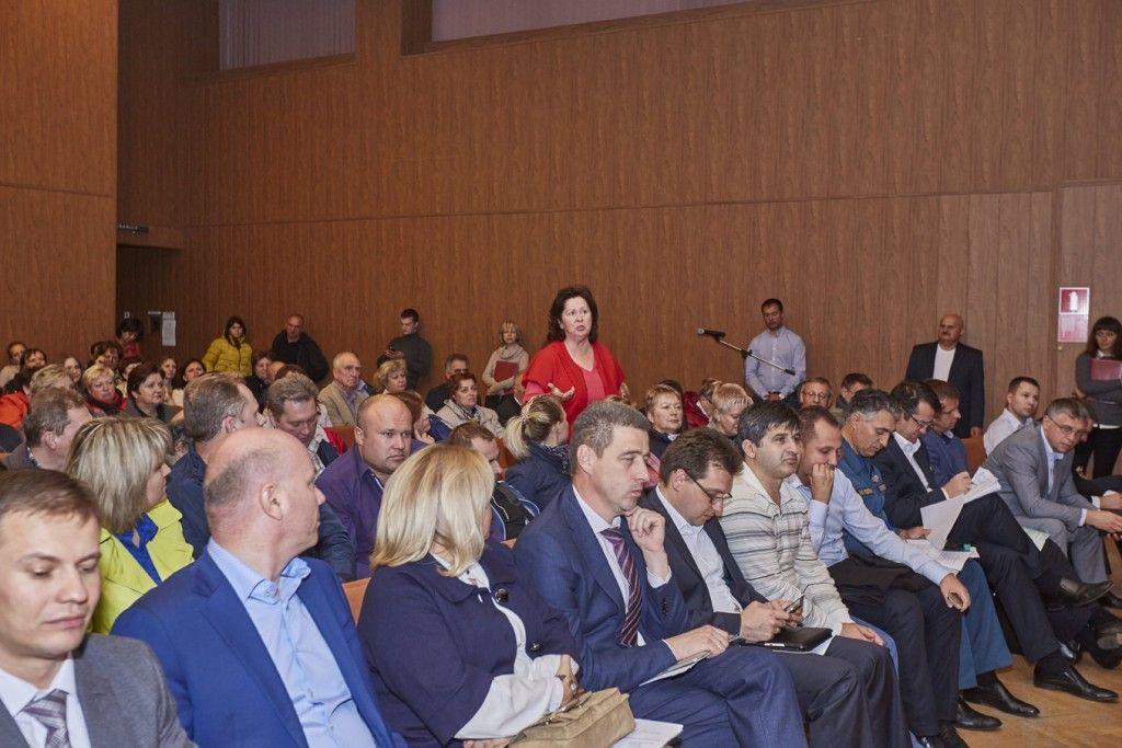 Главы управ районов Бирюлево встретятся с жителями 18 ноября