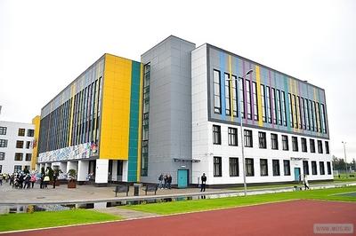 На укрепление материально-технической базы учреждений московской системы образования было выделено около 100 млрд. рублей