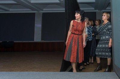 «Модный подиум зрелой красоты-2015» прошел в Культурном центре ЗИЛ