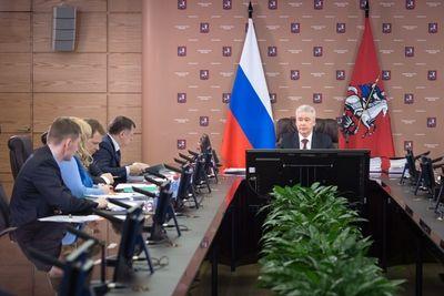 Собянин: Число ДТП с пострадавшими в Москве сократилось на 14%