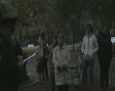 Участковые района Бирюлево Западное встретились с жителями