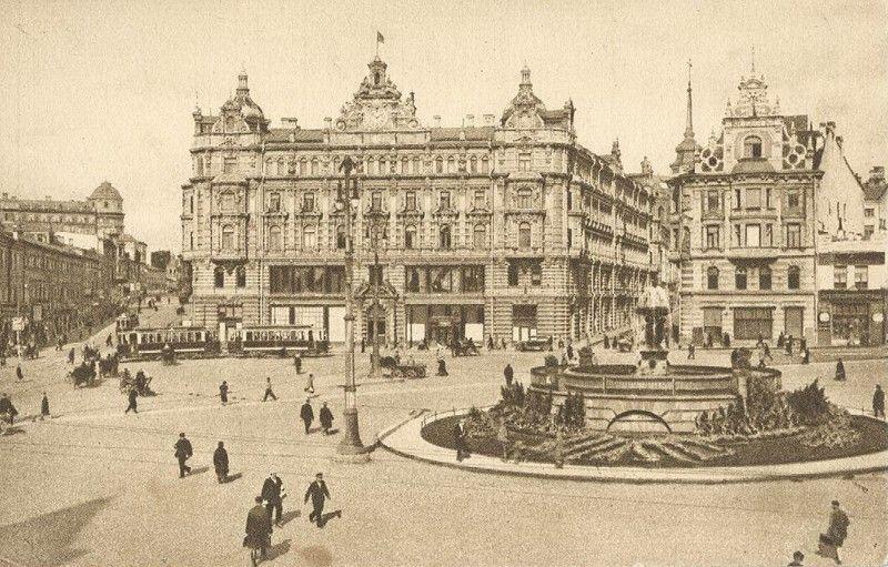 Объявлен конкурс эскизов фонтана на Лубянке