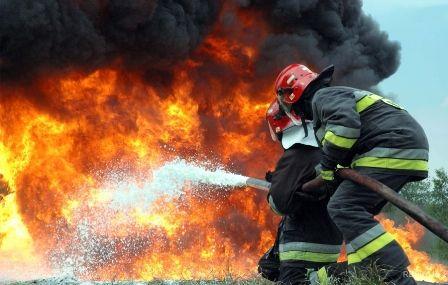 ЮАО на втором месте по числу вызовов пожарных