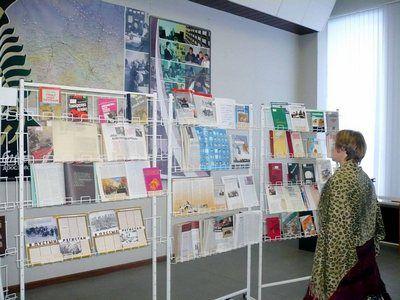 В Год литературы библиотеки ЮАО проводят тематические выставки