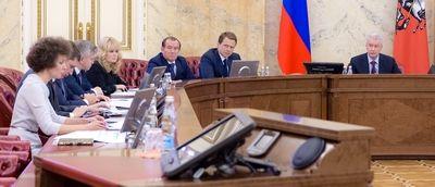 Собянин: Бюджет 2016-2018 гарантирует выполнение всех социальных обязательств