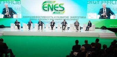 Собянин: За последние пять лет в Москве энергоэффективность увеличилась на 20 процентов