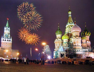 Москва готова принять рекордное количество гостей на новогодние праздники