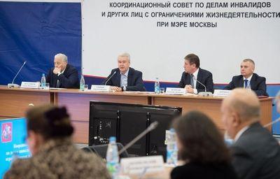 В Москве почти 100% инвалидов получают реабилитационные услуги