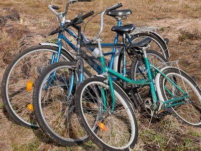 Большой любитель чужих велосипедов задержан в ЮАО