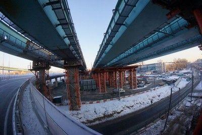 Участок Южной рокады от Балаклавского до Пролетарского проспекта возведут к середине 2018 года