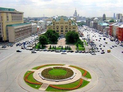 Для Лубянской площади выбрали облик фонтана