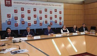 Тему подготовки к новогодним елкам обсудили на пресс-конференции в правительстве Москвы