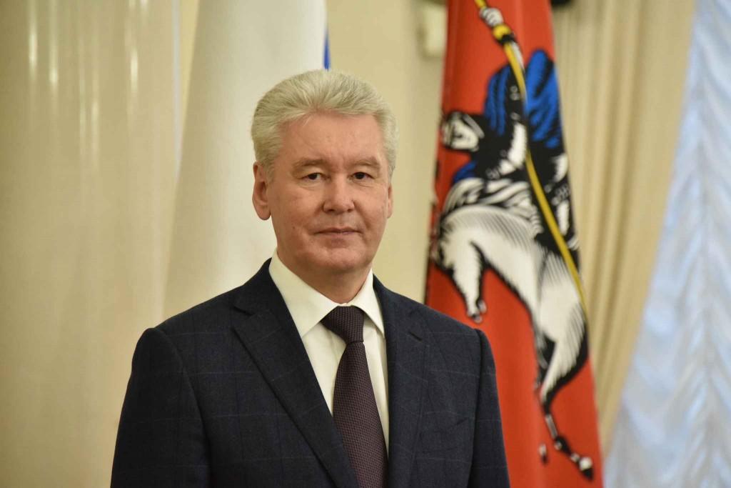 Собянин: Минимальная ставка дохода неработающих пенсионеров в Москве увеличится на 20%