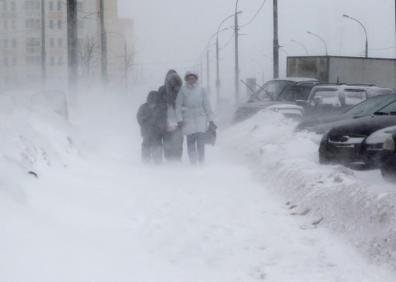 Спасатели напомнили о правилах поведения при аномальных морозах
