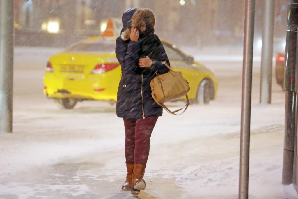 Январь вновь бьет рекорды: 20 процентов месячной нормы снега за сутки