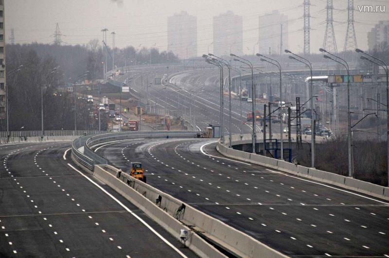 Северную рокаду до Дмитровского шоссе доведут менее чем за 3 года
